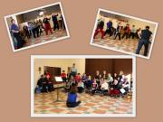November 5, 2011 -Physical Warmups and Workshop with Tracey